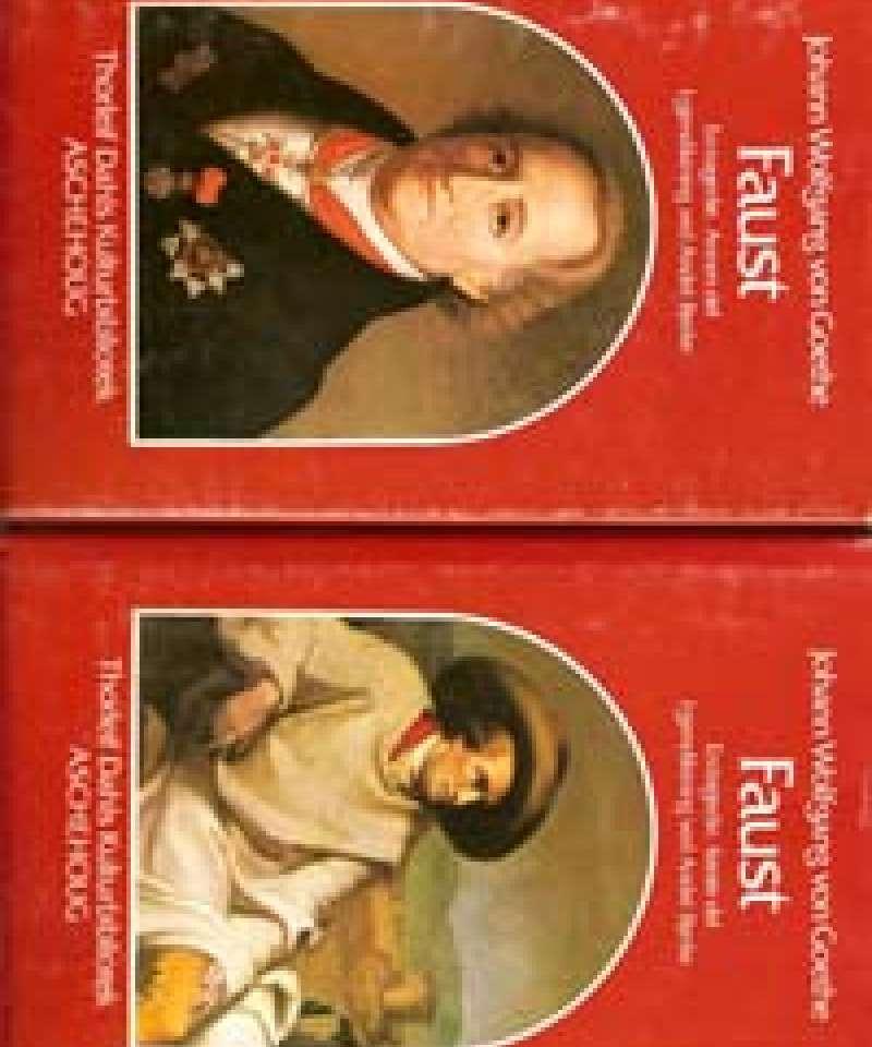 Faust - En tragedie