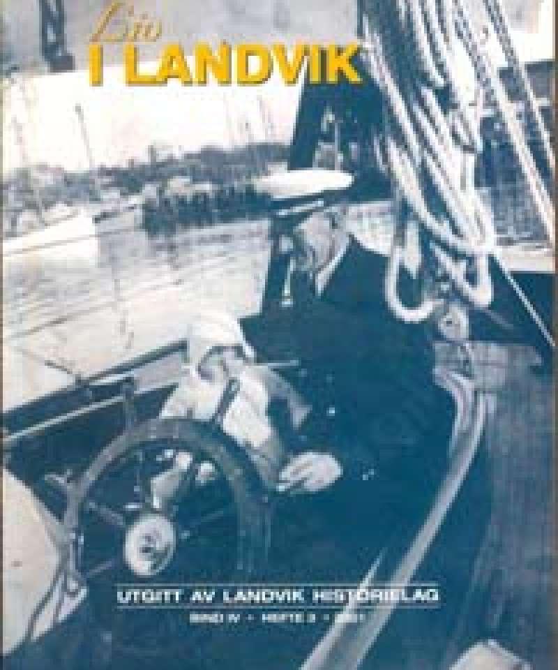Liv i Landvik 2001