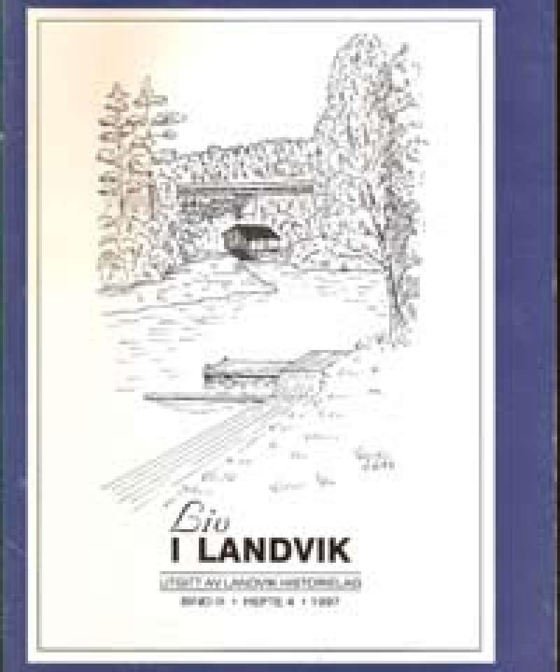 Liv i Landvik 1997