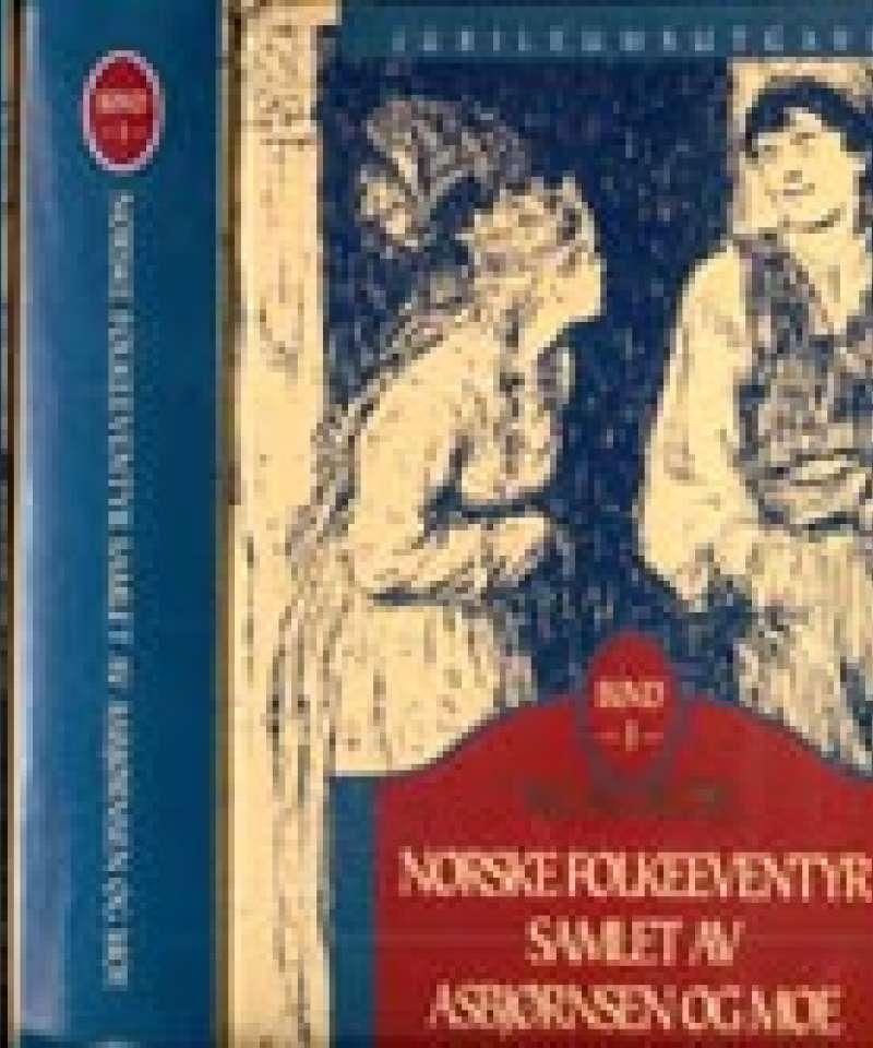 Norske folkeeventyr - Bind I-II
