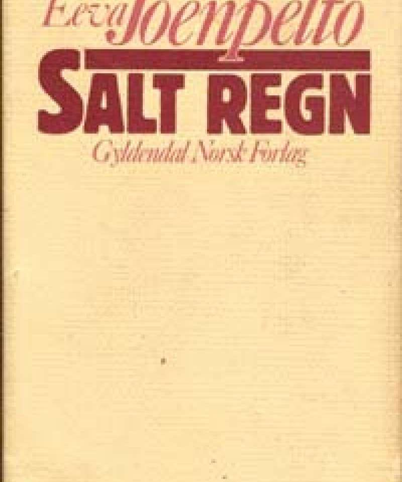 Salt regn