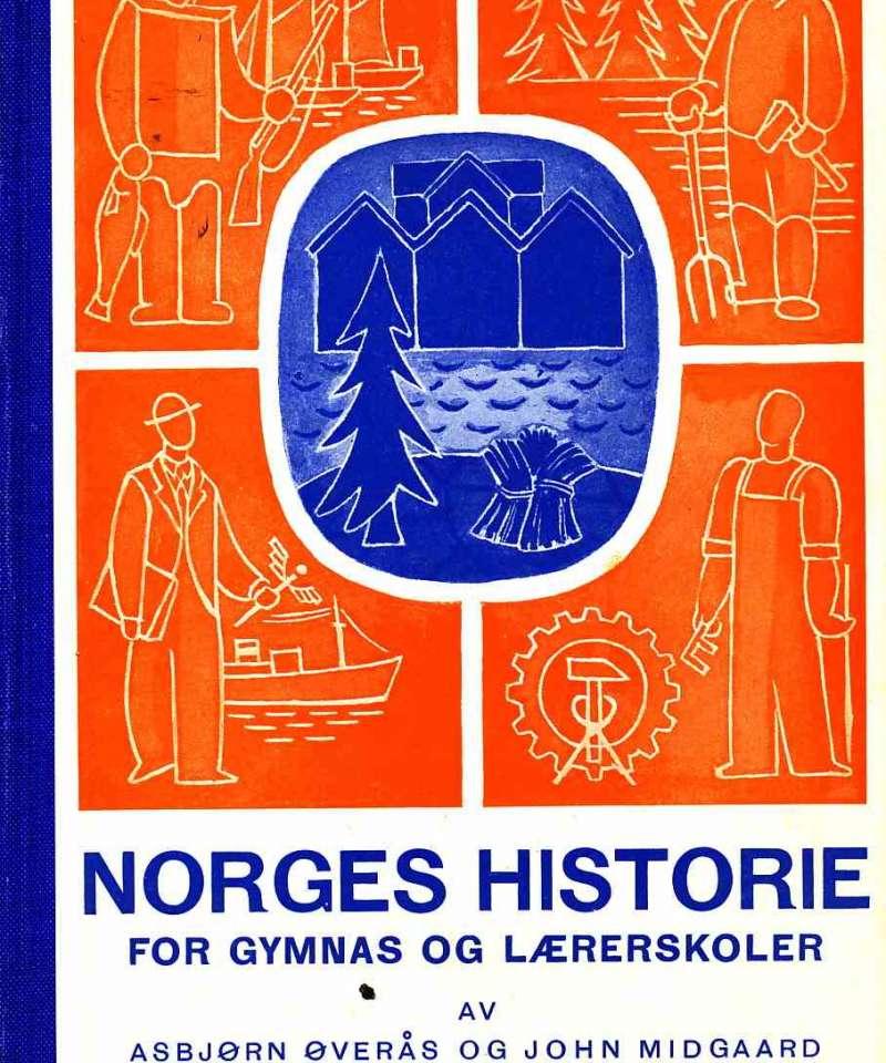 Norges historie – for gymnas og lærerskoler
