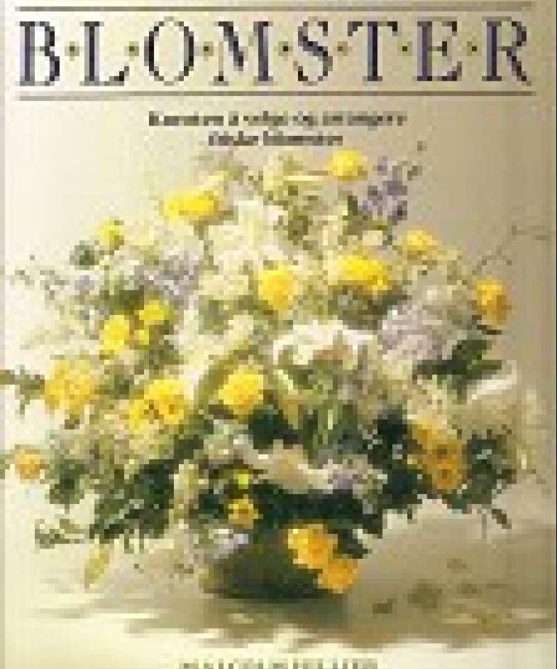 Den store boken om Blomster