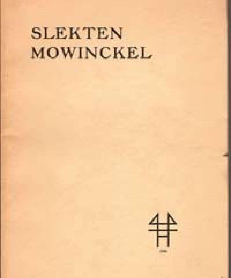 Slekten Mowinckel