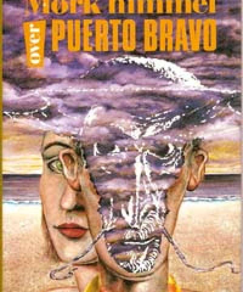 Mørk himmel over Puerto Bravo