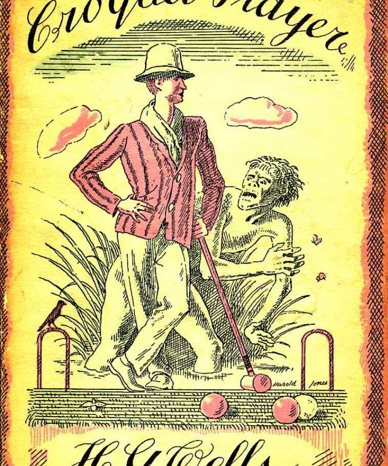 The Croquet Player
