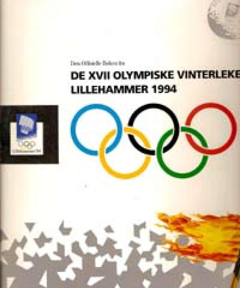 De XVII Olympiske Vinterleker Lillehammer 1994