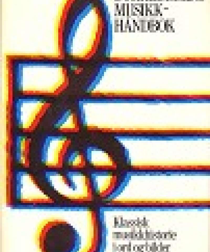 Bokklubbens musikk-håndbok