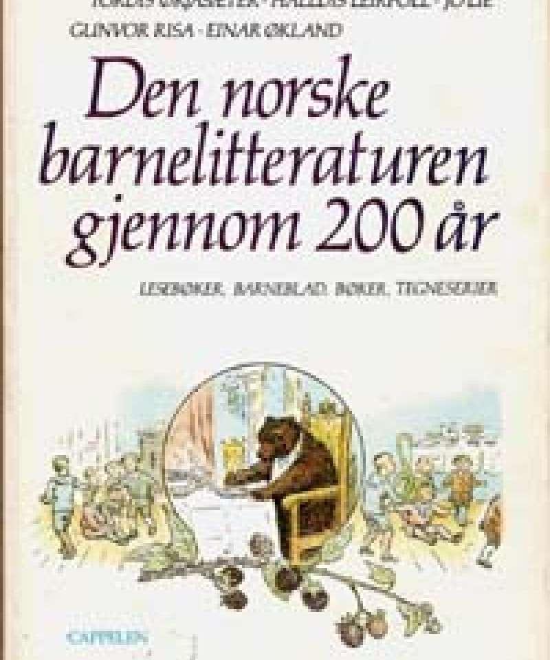 Den norske barnelitteraturen gjennom 200 år