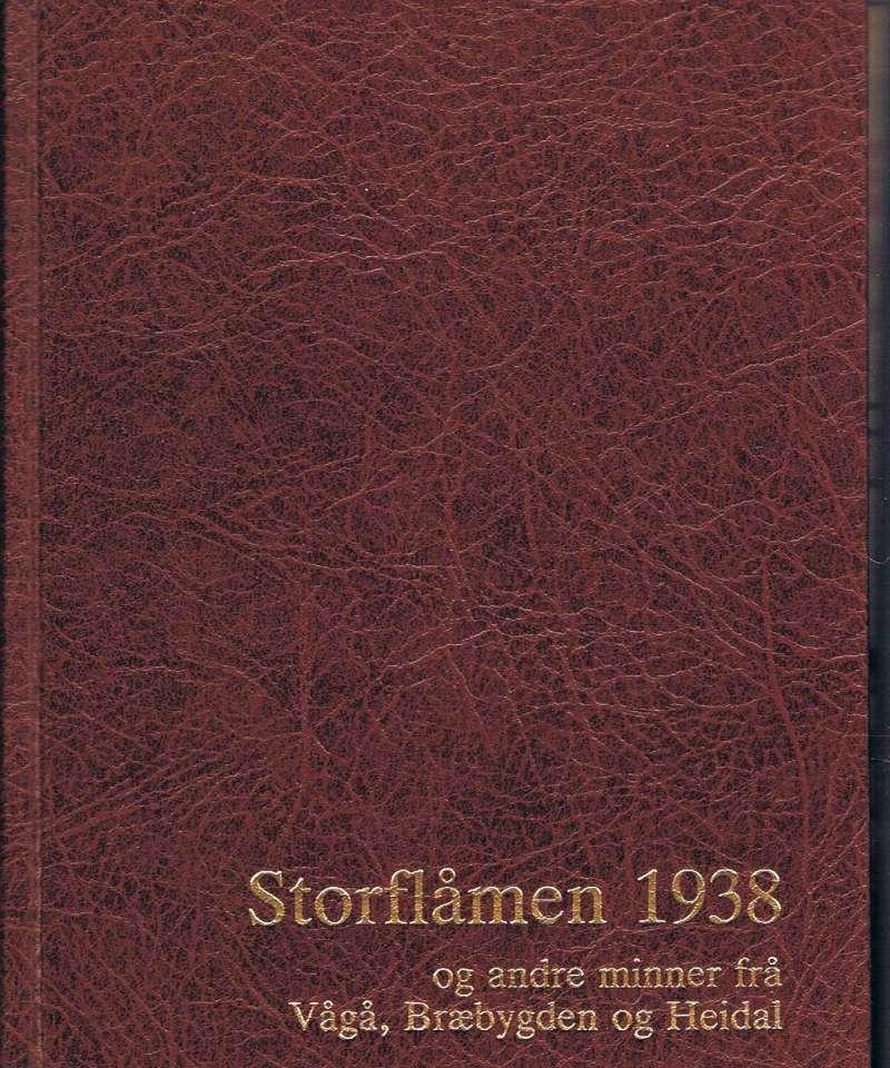 Storflåmen 1938