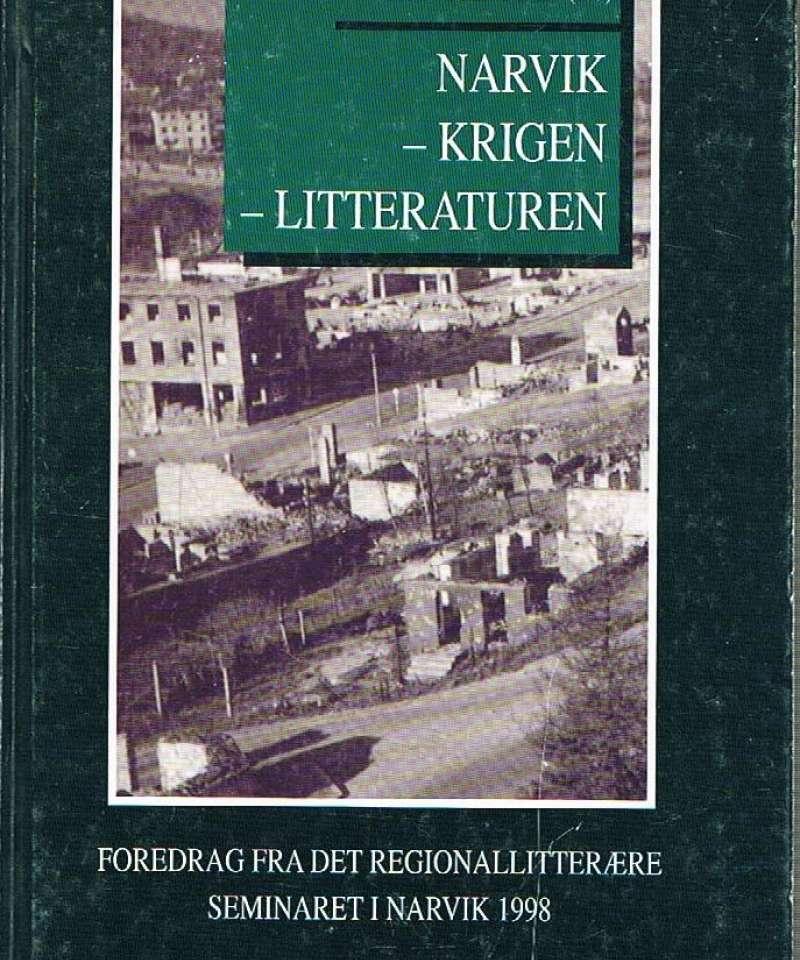 Narvik - krigen - litteraturen