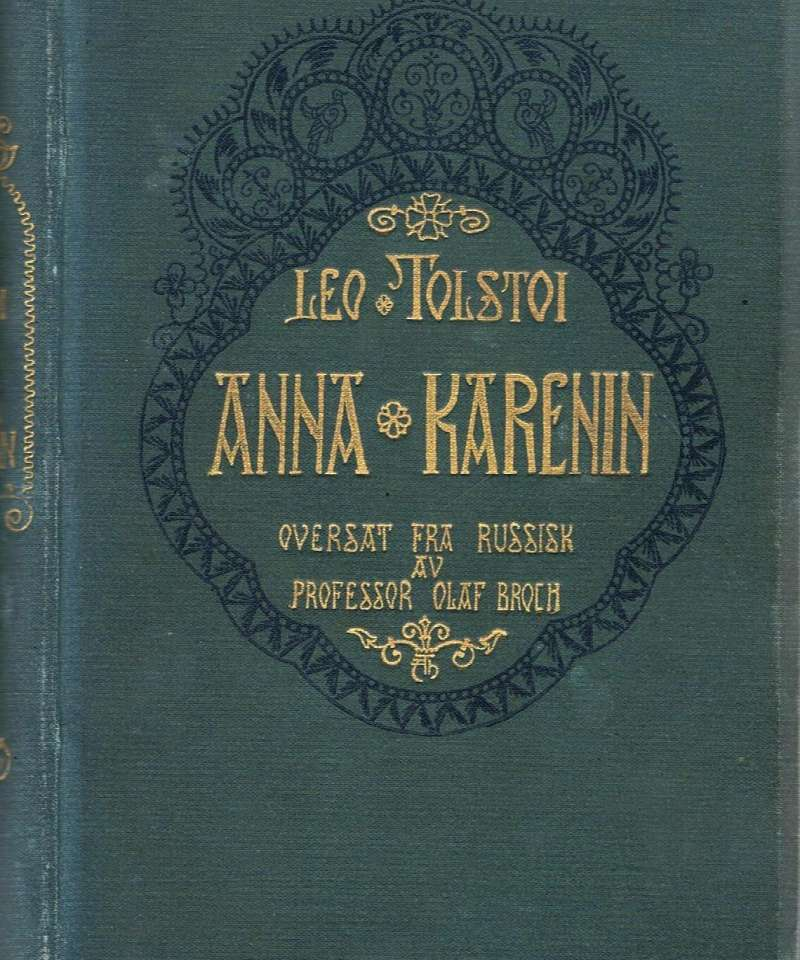 Anna Karenin, bind I-II