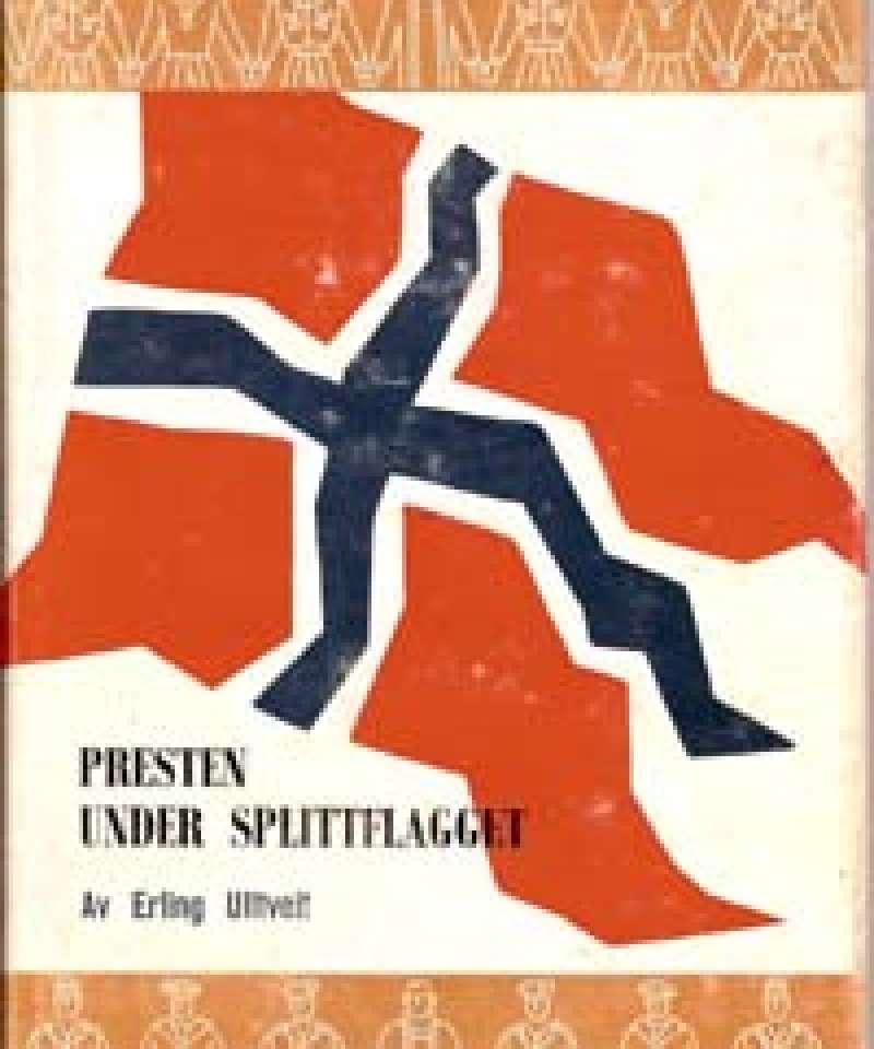 Presten under splittflagget