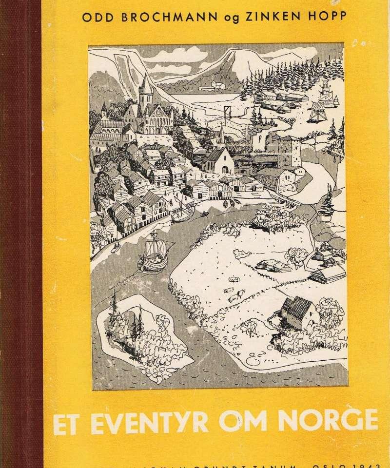 Et eventyr om Norge I og II