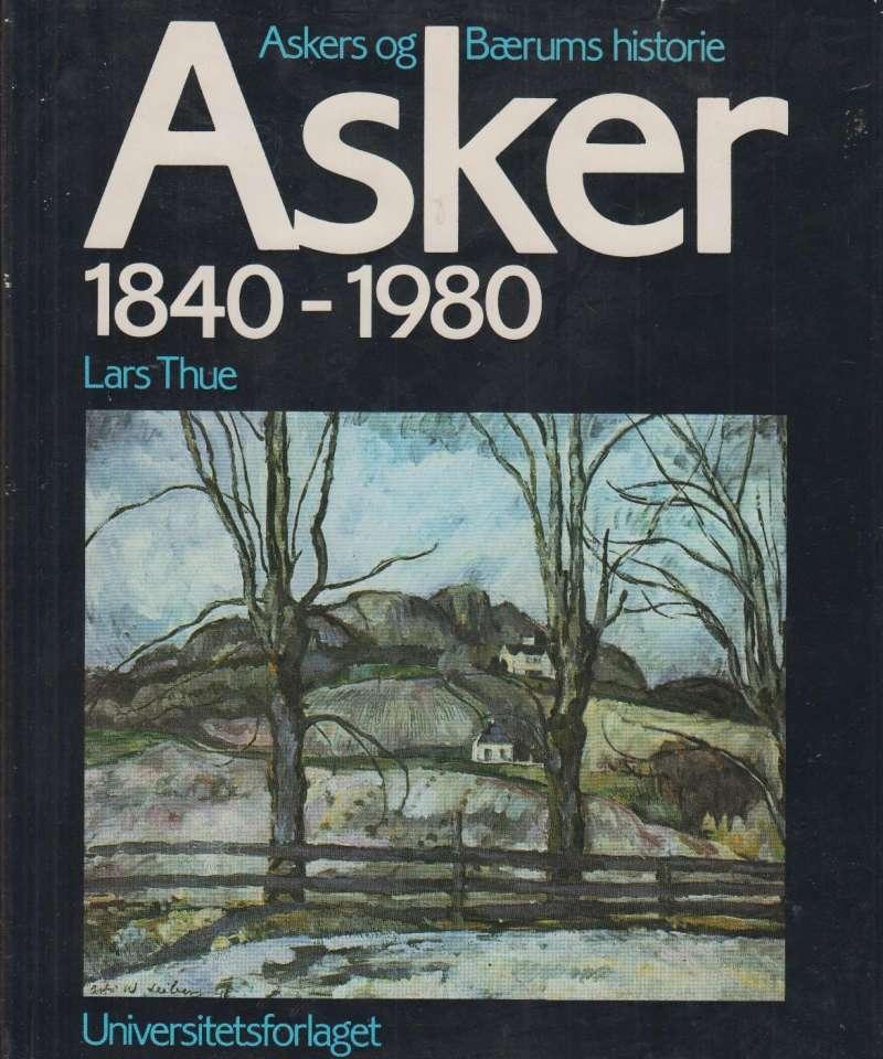 Asker 1840-1920