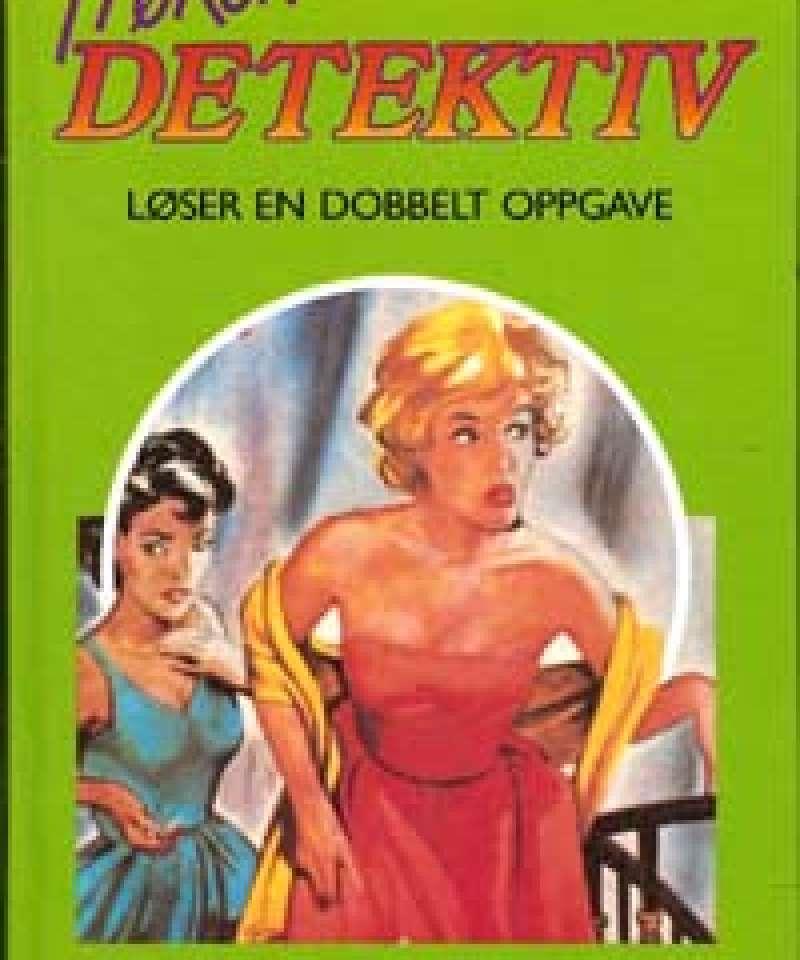 Frøken detektiv løser en dobbelt oppgave