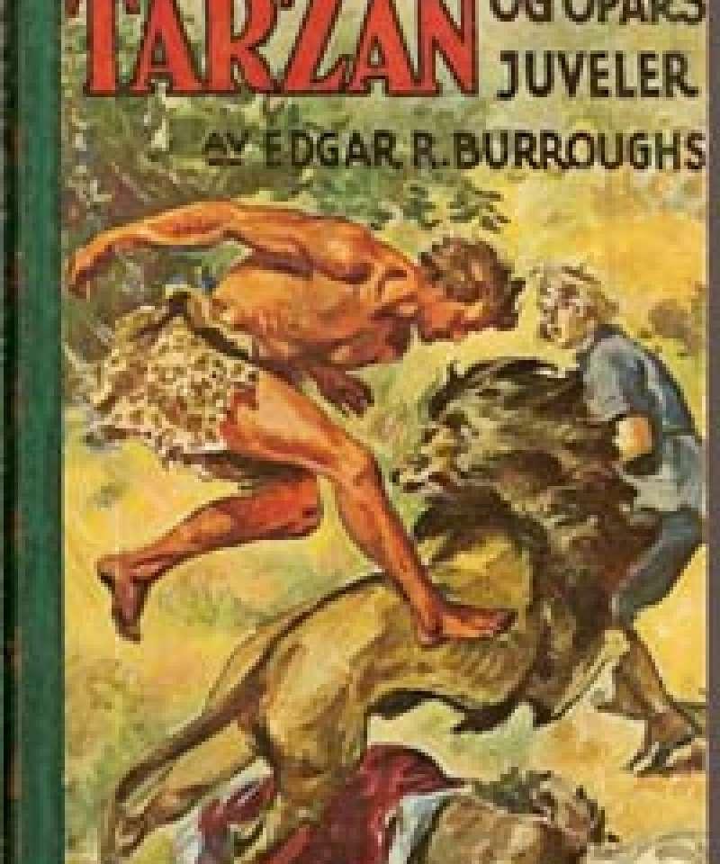 Tarzan og Opars juveler