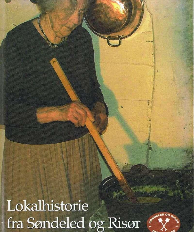 Årbok for Søndeled og Risør, 2008