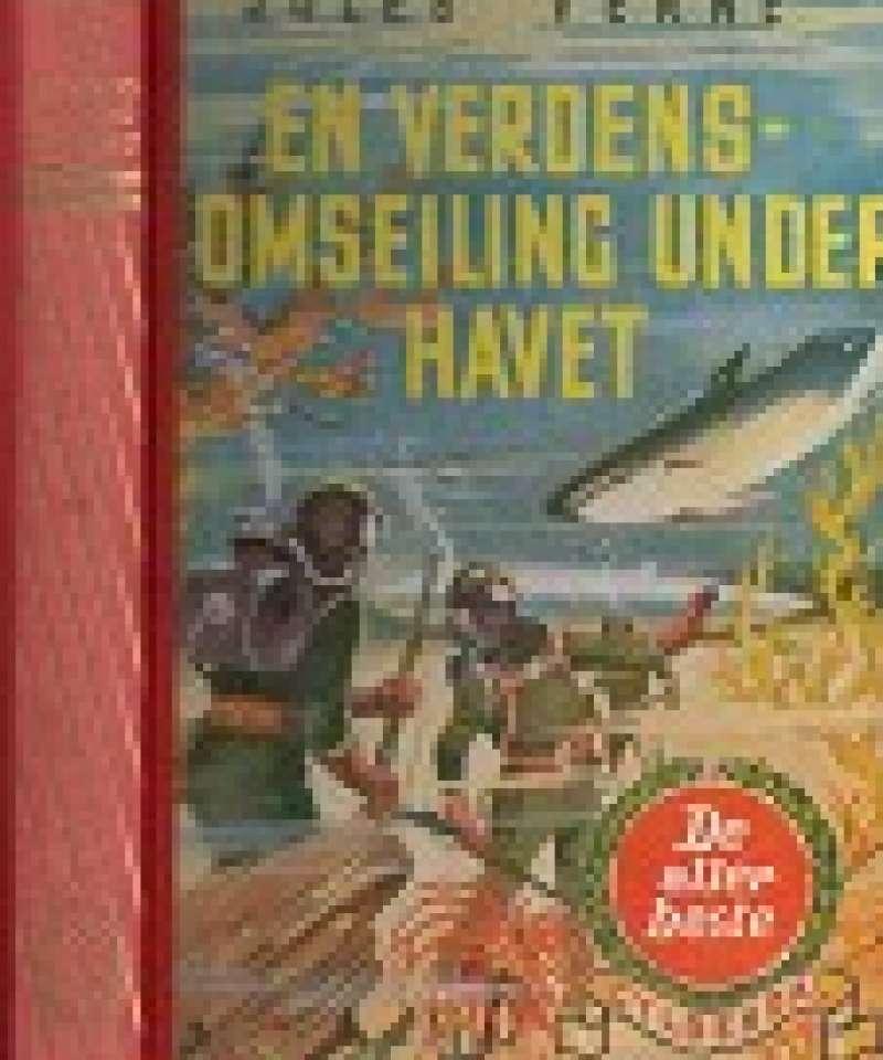 En verdensomseiling under havet