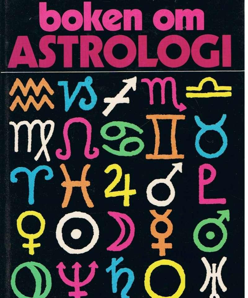 Boken om Astrologi