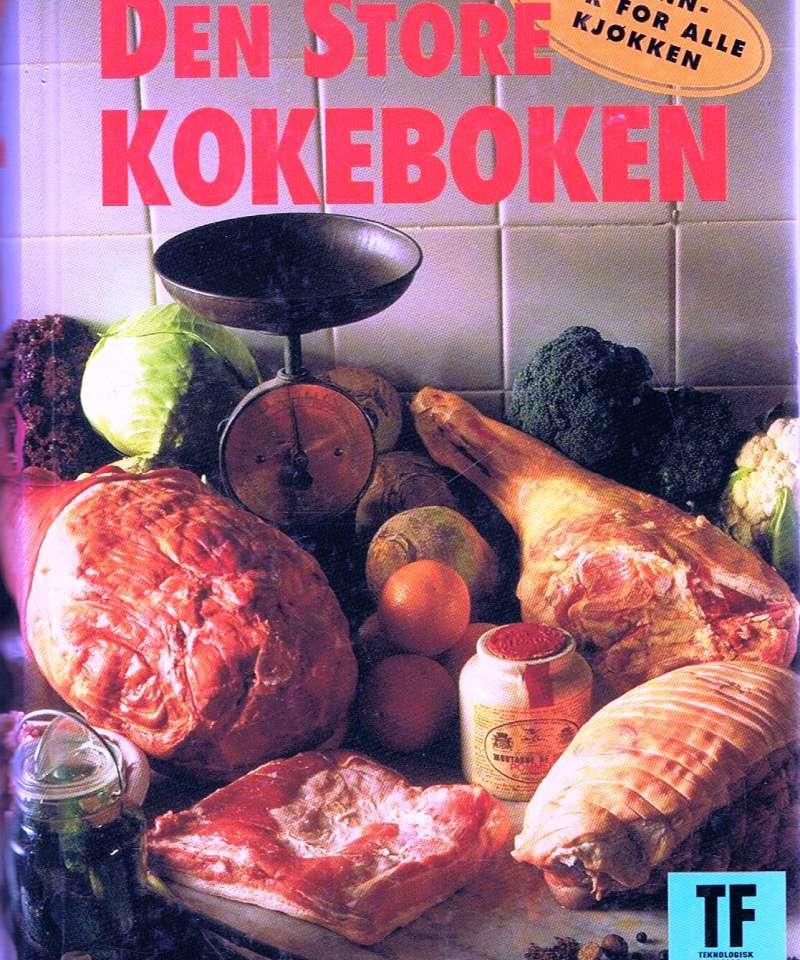 Den store kokeboken