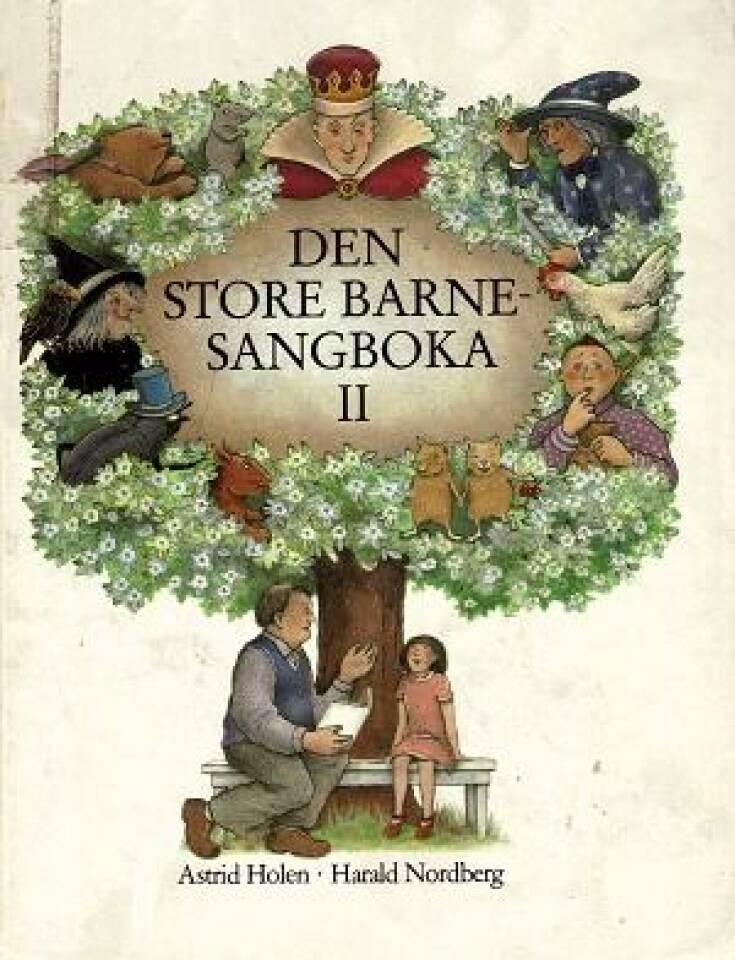 Den store barnesangboka