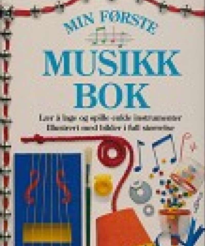 Min første Musikkbok
