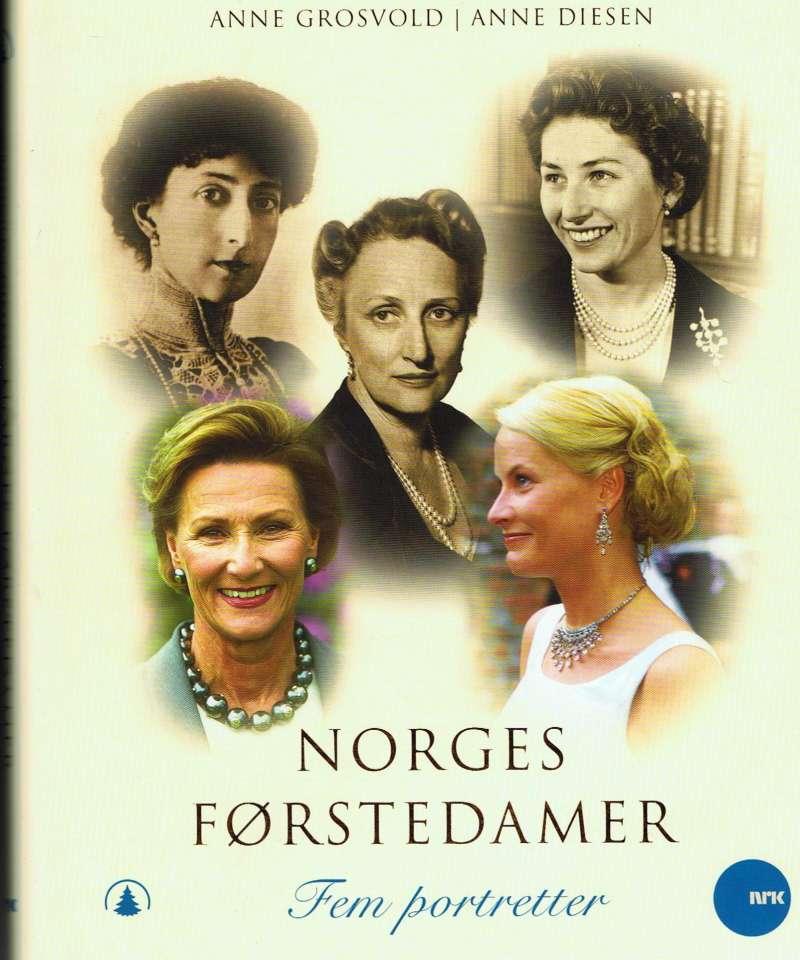 Norges førstedamer