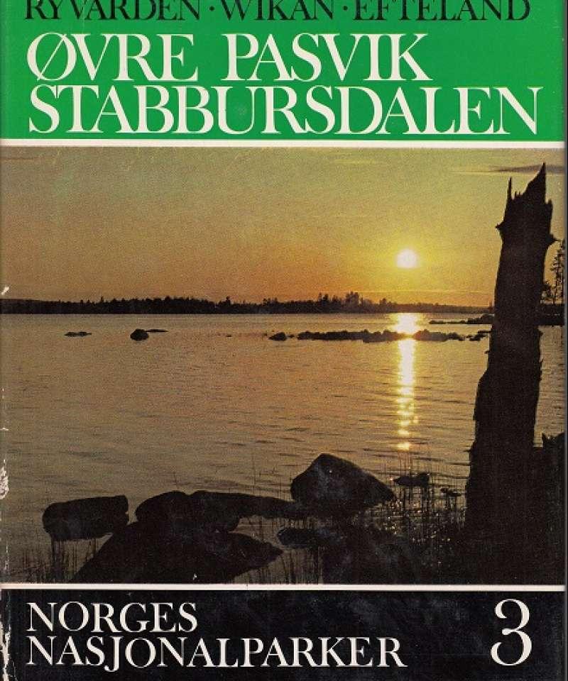 Norges Nasjonalparker: Øvre Pasvik Stabbursdalen