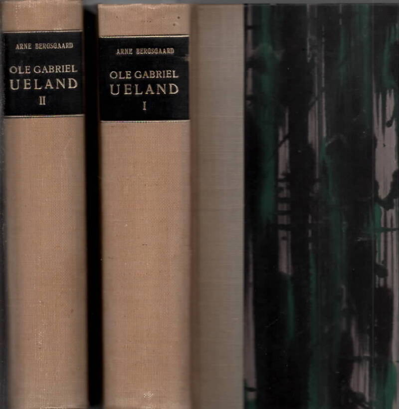 Ole Gabriel Ueland – og bondepolitikken