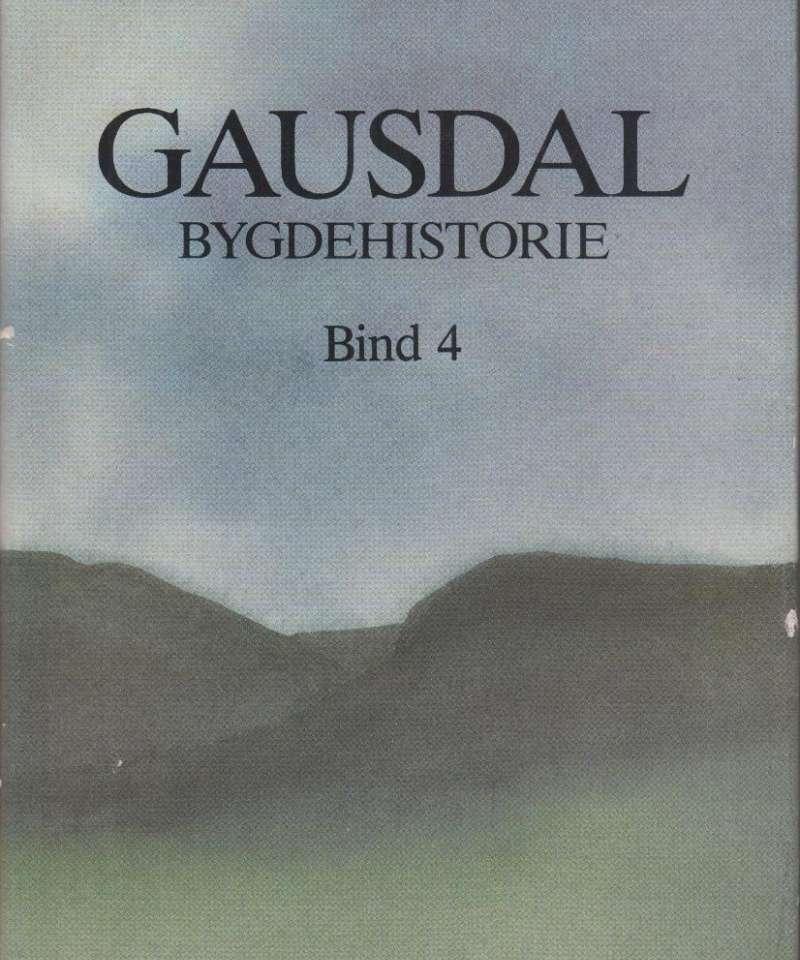 Gausdal Bygdehistorie Bind 4 - Endring og oppbrot 1830-1914