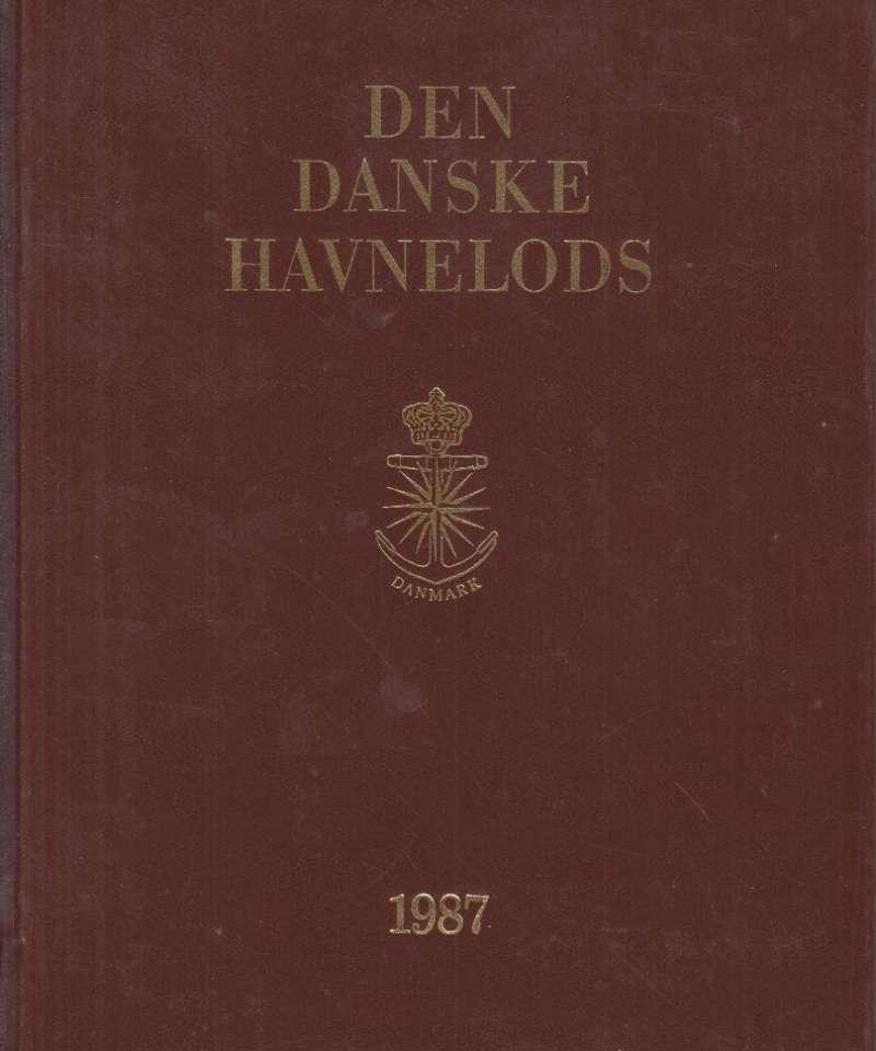 Den danske havnelods 1987 (med tillegg for 19888)