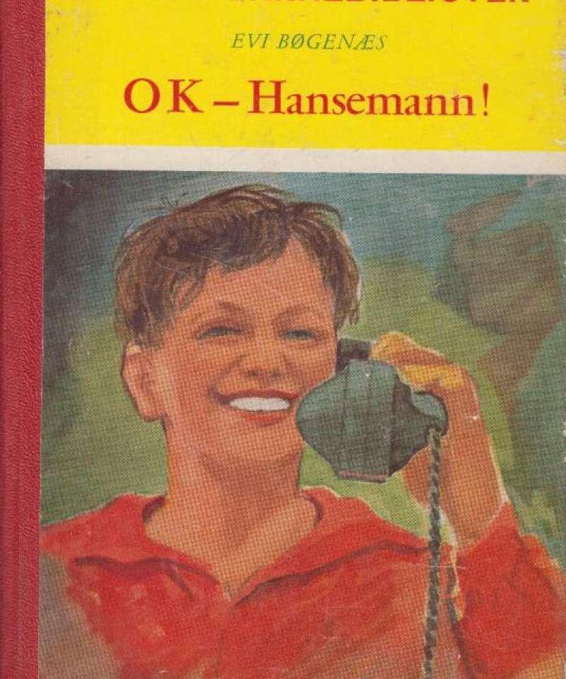 OK - Hansemann!