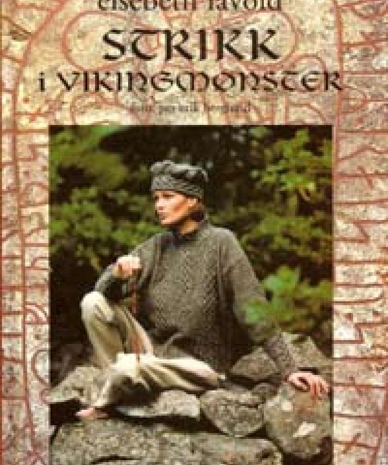 Strikk i Vikingmønster