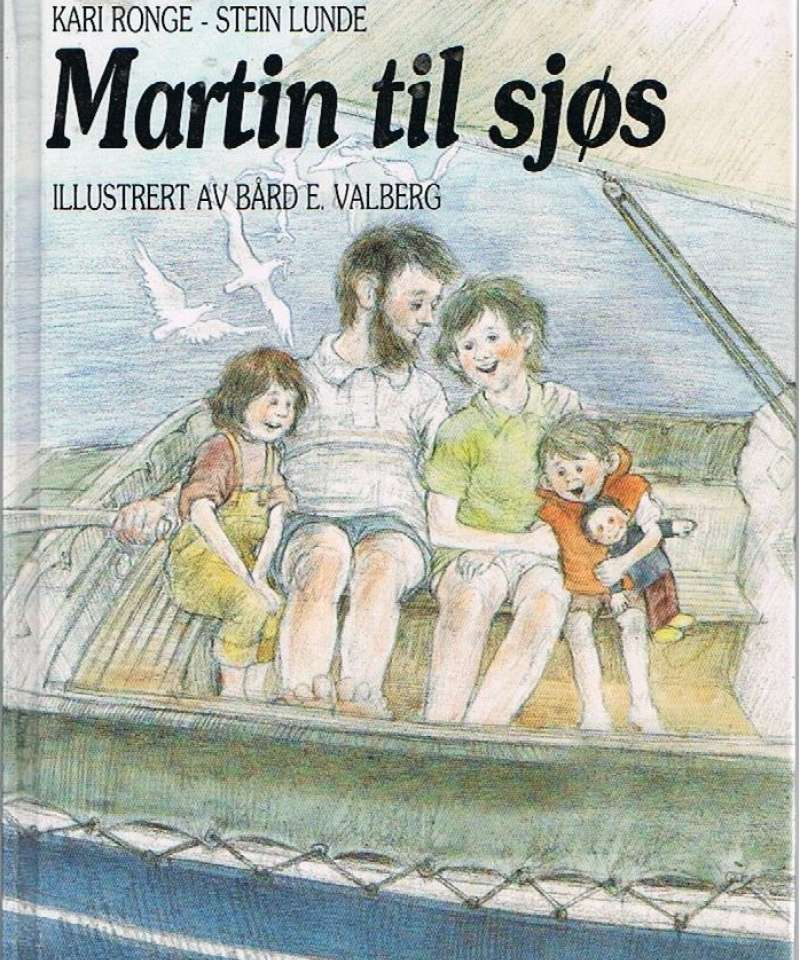 Martin til sjøs
