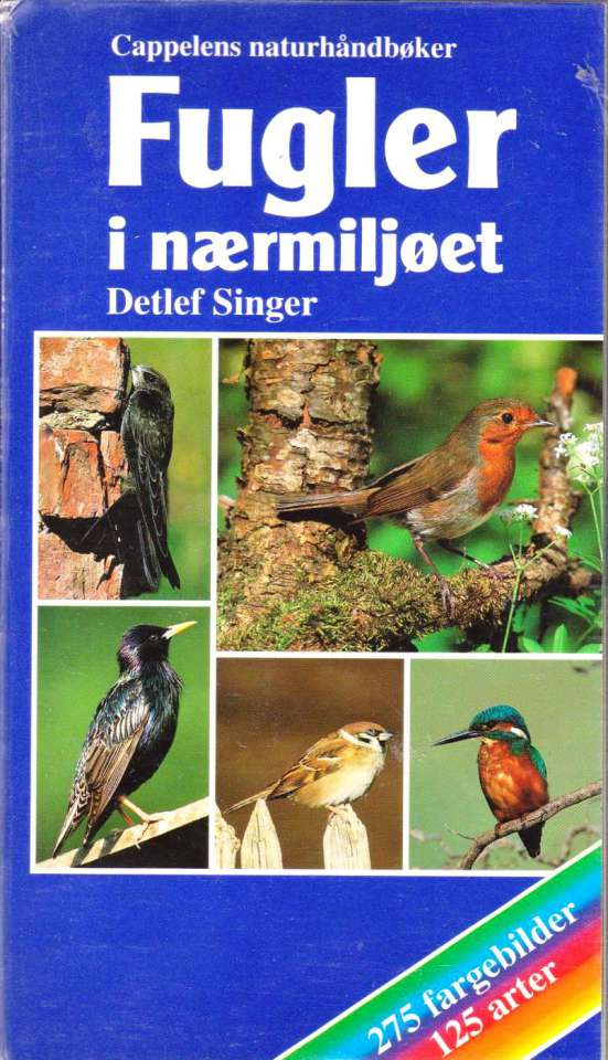 Fugler i nærmiljøet