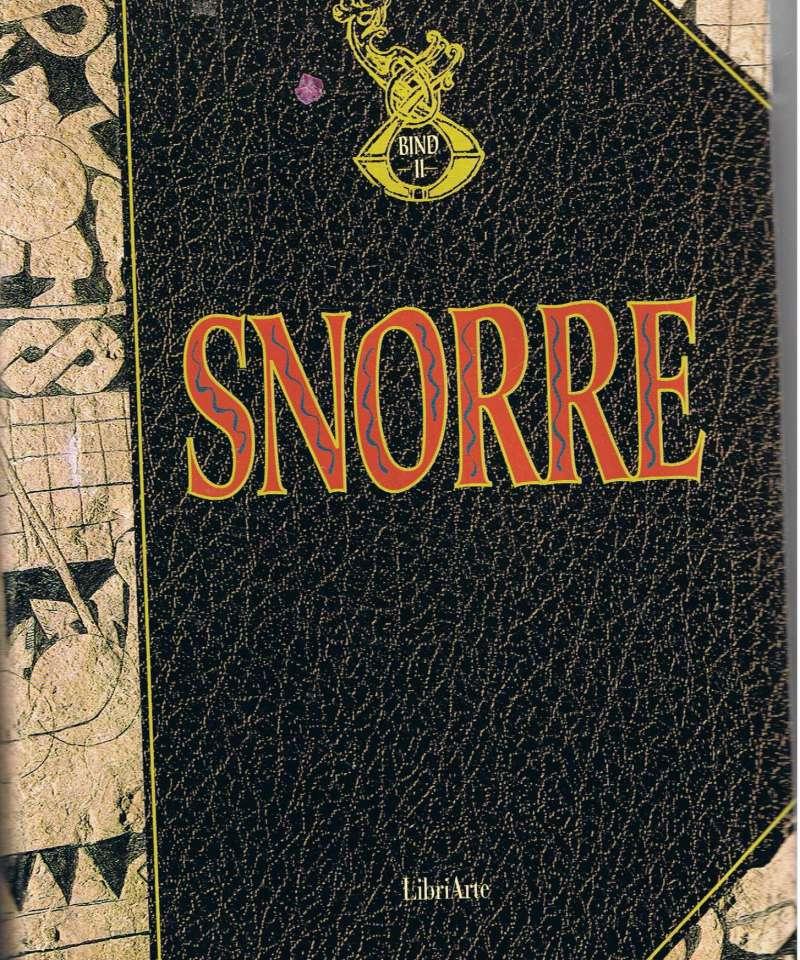 Snorre bd. 1 - 2