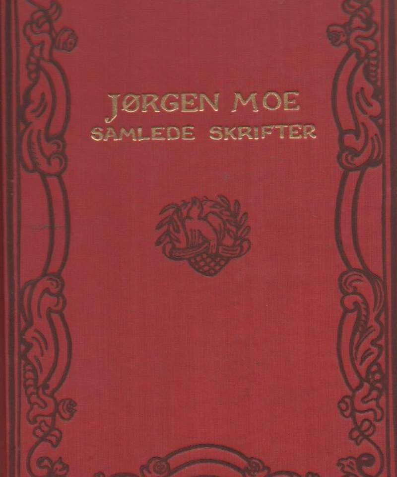 Jørgen Moes samlede skrifter – 2 bind