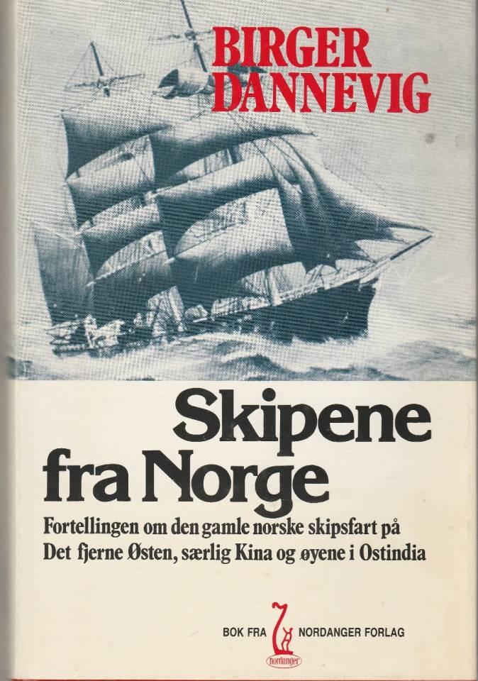 Skipene fra Norge