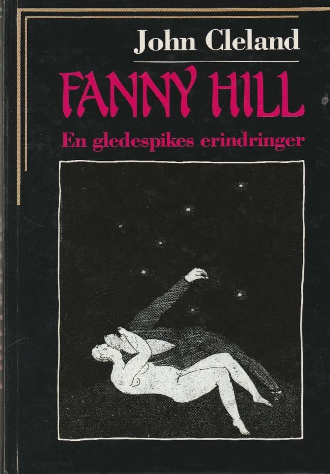 Fanny Hill - En gledespikes erindringer