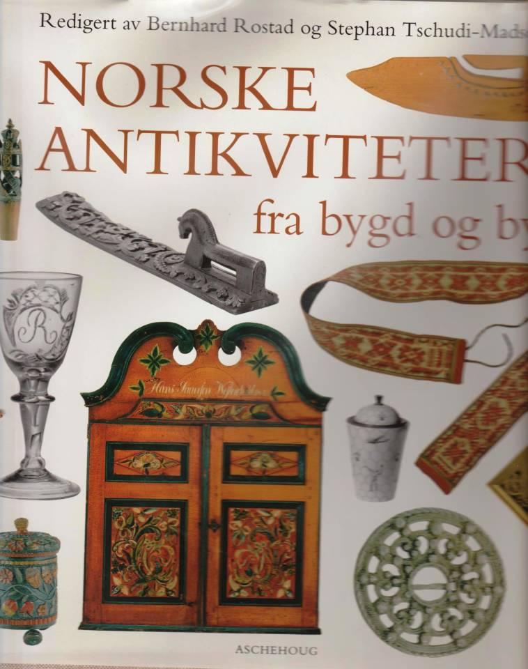Norske antikviteter fra bygd og by