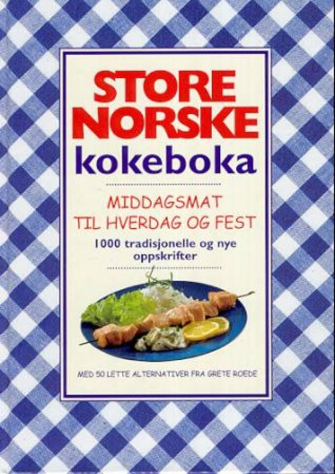 Store norske kokeboka