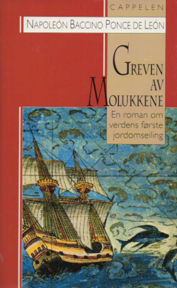 Greven av Molukkene
