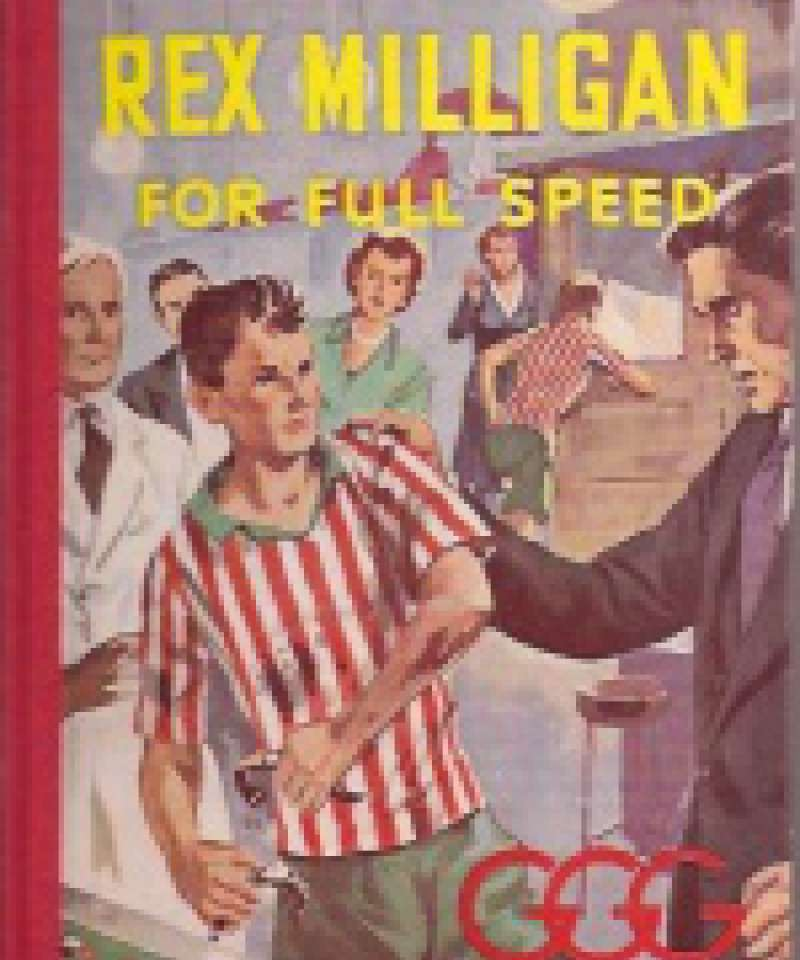 Rex Milligan - For full speed