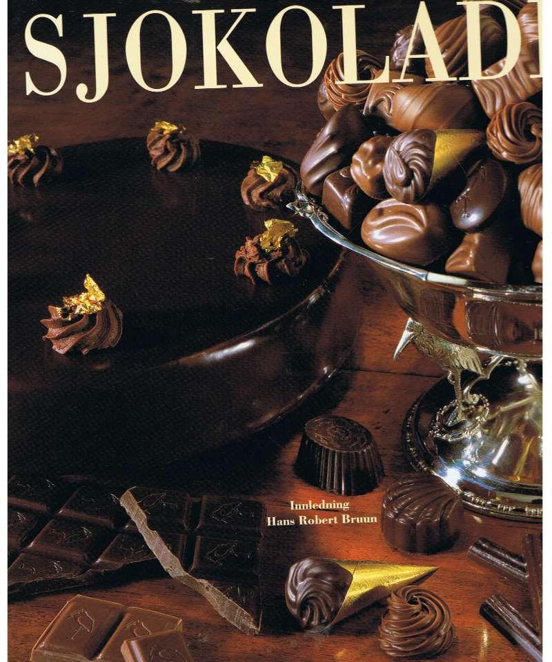 Den store boken om sjokolade