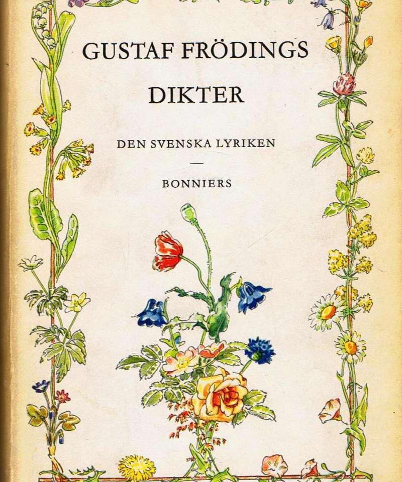 Gustaf Frødings dikter