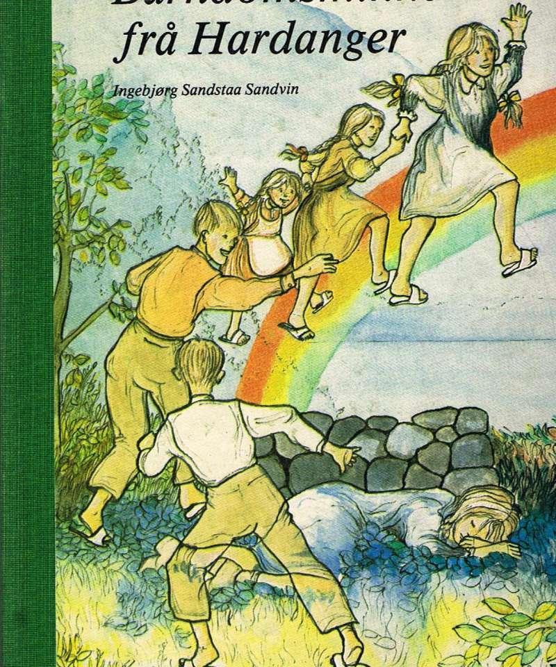 Barndomsminne frå Hardanger