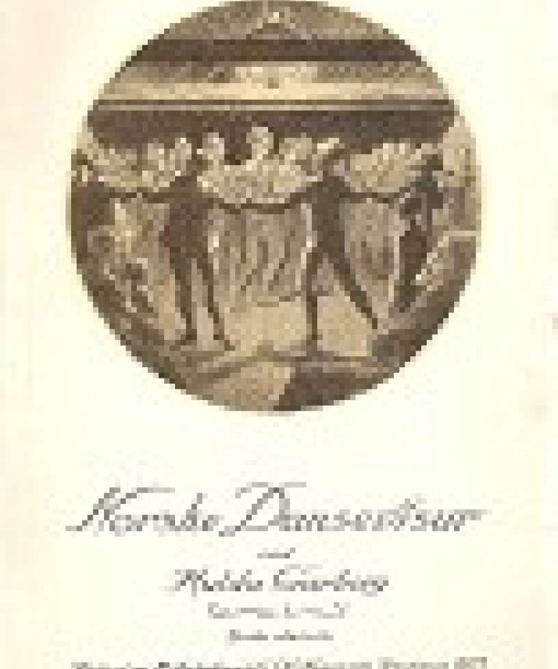 Norske Dansevisur