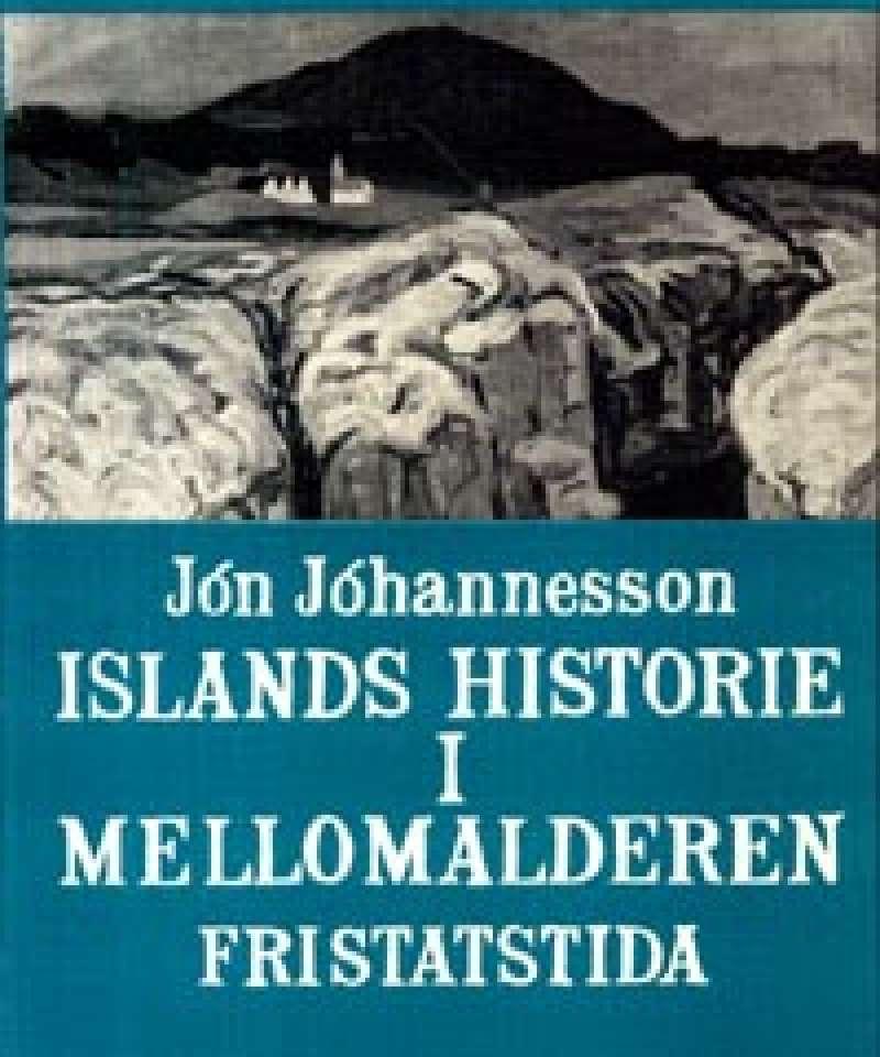 Islands historie i Mellomalderen