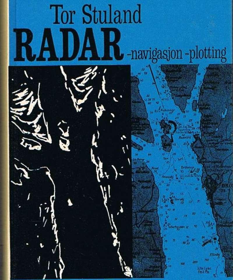 Radar - navigasjon - plotting